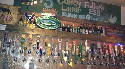 Photo of Bar Taps House of Beer at 5120 Washington Ave, Houston, TX 77007, United States