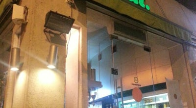 Photo of Coffee Shop Loveat (לאביט) at 1 Barzilay St., Tel Aviv, Israel