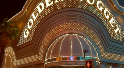 Photo of Casino Golden Nugget Hotel & Casino at 129 Fremont St, Las Vegas, NV 89101, United States