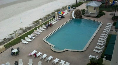 Photo of Pool Grand Seas Pool Deck at Daytona Beach, FL 32118, United States