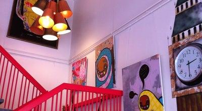 Photo of Cafe Café Ulla Terkelsen London at Kastetvej 36, Aalborg 9000, Denmark