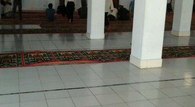 Photo of Mosque Masjid Besar K.H Ahmad Dahlan at Jl.adi Sucipto, Banyuwangi, Indonesia
