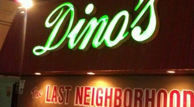 Photo of Dive Bar Dino's Lounge at 1516 Las Vegas Blvd S, Las Vegas, NV 89104, United States