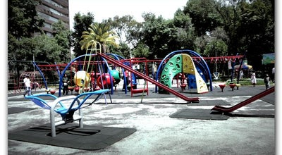Photo of Park Parque Acacias at Calle José María Olloqui, Coyoacán 11570, Mexico