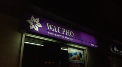 Photo of Spa Wat Pho Traditional Thai Massage at M. Cuenco Ave., Cebu City 6000, Philippines