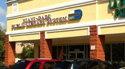 Photo of Library Doral Branch Library - Miami-Dade Public Library System at 10785 Nw 58th St, Doral, FL 33178, United States