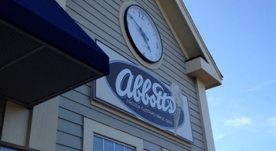 Photo of Ice Cream Shop Abbott's Frozen Custard at 4791 Lake Ave, Rochester, NY 14612, United States