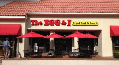 Photo of Breakfast Spot The Egg & I Restaurants at 2920 Zelda Rd, Montgomery, AL 36106, United States