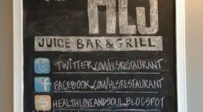 Photo of Juice Bar HLS Juice Bar & Grill at 387 Bloomfield Ave, Montclair, NJ 07042, United States