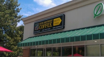 Photo of Coffee Shop Heine Brothers Coffee at 822 Eastern Pkwy, Louisville, KY 40217, United States