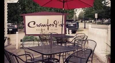 Photo of Breakfast Spot Crawford's Kitchen at 524 Starkweather, Plymouth, MI 48170, United States