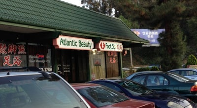Photo of Spa Atlantic Foot Spa at 138 S Atlantic Blvd, Monterey Park, CA 91754, United States