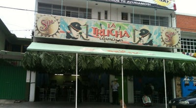 Photo of Seafood Restaurant La trucha guapachosa at Mexico