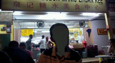 Photo of Chinese Restaurant Restoran Bubur Manis Zhuan Kee 泉记糖水美食中心 at Jalan Rj 6/4, Seremban 70300, Malaysia