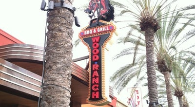Photo of American Restaurant Wood Ranch BBQ & Grill at 57 Fortune Dr, Irvine, CA 92618, United States