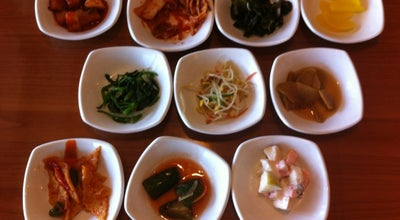 Photo of Korean Restaurant Seoul Garden at 4701 Atlantic Ave, Raleigh, NC 27604, United States