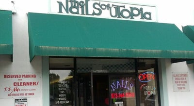 Photo of Spa Nails Of Utopia at Belleville Ave, Montclair, NJ 07043, United States
