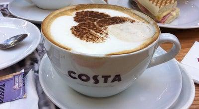 Photo of Coffee Shop Costa Coffee at Václavské Náměstí 794/38, Praha 110 00, Czech Republic