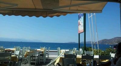 Photo of Seafood Restaurant Μαϊστράλι (Maistrali) at Λεωφ. Ποσειδώνος 83, Λουτράκι 203 00, Greece