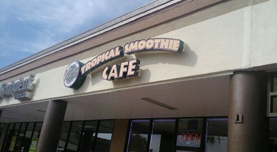 Photo of Cafe Tropical Smoothie Café at 652 W 23rd St, Panama City, FL 32405, United States