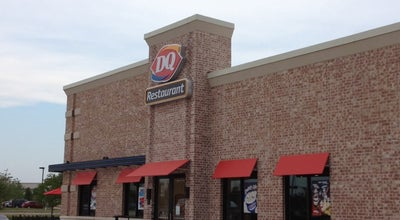 Photo of Ice Cream Shop DQ Restaurant (Dairy Queen) at 8855 Teel Pkwy, Frisco, TX 75034, United States