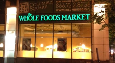 Photo of Supermarket Whole Foods Market at 798 Columbus Ave, New York, NY 10025, United States