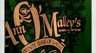 Photo of Bar Ann O'Malleys at 23 Orange St, St Augustine, FL 32084, United States