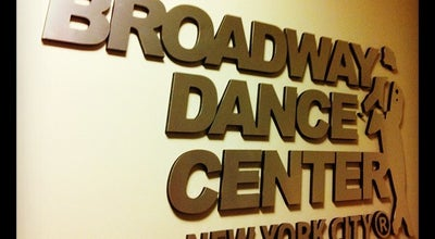 Photo of Dance Studio Broadway Dance Center at 322 W 45th St, New York, NY 10036, United States