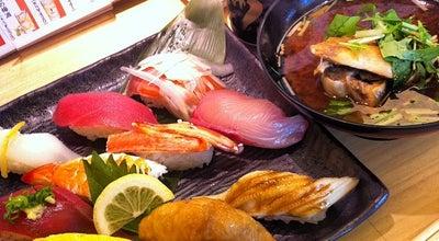 Photo of Sushi Restaurant さんきゅう水産 吹田店 at 元町7-7, 吹田市 564-0031, Japan