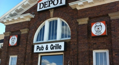 Photo of Bar Depot Pub & Grill at 210 S Main St, Mitchell, SD 57301, United States