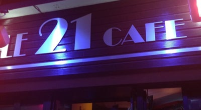 Photo of Bar 21 Cafe at 21 Place Jules Ferry, Lorient 56600, France