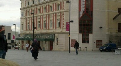 Photo of Plaza Tudor Square at Tudor Square, Sheffield S1 1WB, United Kingdom