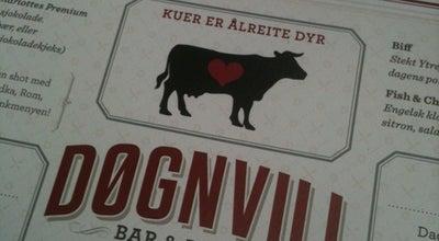 Photo of Burger Joint Døgnvill Bar & Burger at Maridalsveien 13h, Oslo 0178, Norway