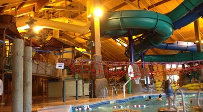 Photo of Water Park Tundra Lodge Waterpark at 865 Lombardi Ave, Green Bay, WI 54304, United States