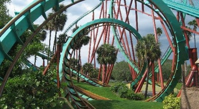 Photo of Theme Park Busch Gardens Tampa at 10165 N Mckinley Drive, Tampa, FL 33612, United States