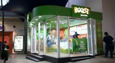 Photo of Juice Bar Boost Juice Bars at Wangsa Walk Mall, Kuala Lumpur 53300, Malaysia