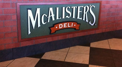 Photo of Sandwich Place McAlister's Deli at 3741 N Salida St, Aurora, CO 80011, United States