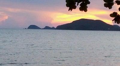 Photo of Beach อ่าวดงตาล at กองเรือยุทธการ, Sattahip, Thailand