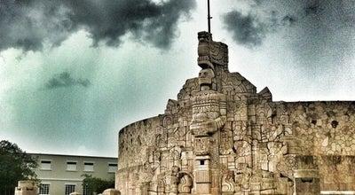 Photo of Monument / Landmark Monumento a la Patria at Paseo De Montejo, Mérida 97205, Mexico