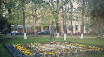 Photo of Monument / Landmark Пам'ятник Шандору Петефi at Пл. Шандора Петефі, Ужгород 88000, Ukraine