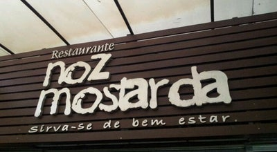 Photo of Brazilian Restaurant Restaurante Noz Mostarda at Av. Reynaldo Porcari, 2568, Jundiaí 13212-439, Brazil