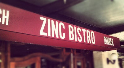 Photo of French Restaurant Zinc Bistro at 15034 N Scottsdale Rd, Scottsdale, AZ 85254, United States