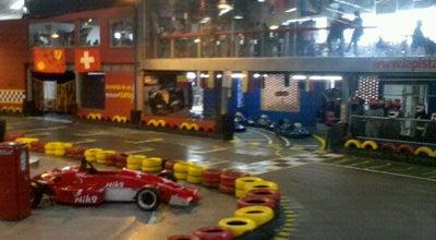 Photo of Racetrack La Pista Indoor Kart at Autopista Norte, Calle 230, Bogotá 110151, Colombia