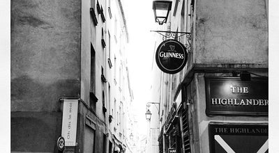 Photo of Pub The Highlander at 8 Rue De Nevers, Paris 75006, France
