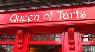 Photo of Cafe Queen of Tarts at Cork Hill, Dame St, Dublin 2, Ireland