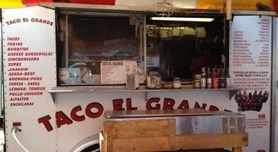 Photo of Taco Place Taco El Grande at Yakima, WA 98901, United States