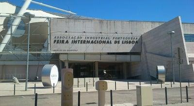 Photo of Convention Center Feira Internacional de Lisboa (FIL) at Alam. Dos Oceanos, Lisbon 1998-010, Portugal
