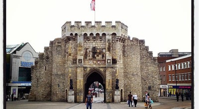 Photo of Historic Site The Bargate at High St, Southampton, United Kingdom