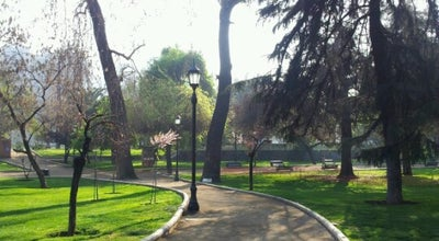 Photo of Park Parque Forestal at Av. Cardenal José María Caro, Santiago, Chile
