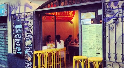 Photo of Burger Joint Burger Wave at Via Cardinale Ascanio Sforza 47, Milano 20136, Italy